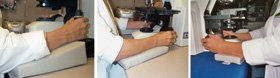 Wedge-Ease Ergonomic Forearm Supports, Variety Of Four Sizes