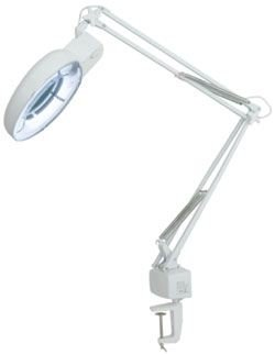 lyco-task-lighting-illuminated-magnifier-low-energy-light-with-white-finish-and-removable-fixing-cla
