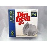 Dirt Devil 3ME1950001 F4 Filter (2 Pack)