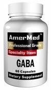 GABA - 90 Capsules 600 mg Gamma Aminobutyric Acid Amino Acid