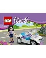 LEGO Friends: Voiture (Emma) Jeu De Construction 30103 (Dans Un Sac)