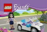 LEGO Friends Set #30103 Emmas Car - 1