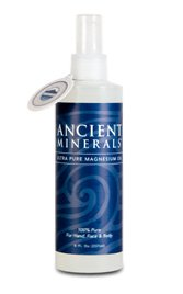Ancient Minerals Ultra Pure Magnesium Oil 8 oz.
