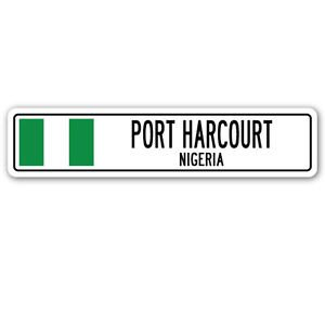 port-harcourt-nigeria-street-sign-sticker-decal-wall-window-door-nigerian-flag-city-country-road-wal