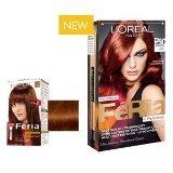 L'Oreal Feria Colour 3D P50 Pure Amber