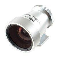 Voigtlander Metal Brightline Viewfinder for the 35mm Lens, Silver