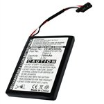 750mAh Li-ion Battery for Mio Moov 400, Mio Moov 405 having part numbers 338937010172, T300-3
