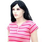 Patti-3button-Tops | Colours(Dark.Pink/Pink/White ) | Available in multiple size