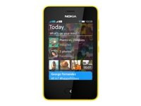 Nokia Asha 501 Smartphone (7.6 cm (3 inches) touch screen Black Friday & Cyber Monday 2014