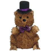 TY Beanie Baby - PUNXSUTAWNEY PHIL 2006 the Groundhog