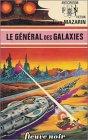 echange, troc Jean Mazarin - Le général des galaxies