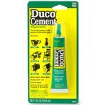 3 X Duco Cement Multi-Purpose Household Glue - 1 fl oz
