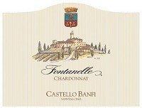 Castello Banfi Fontanelle Toscana Igt 2007 750ML