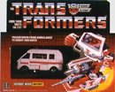 Original 1984 Transformers Autobot Ratchet Ambulance G1