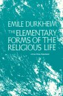 The Elementary Forms of the Religious Life (002908010X) by Emile Durkheim