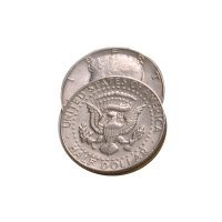 Magnetic Half Dollar Coin by Tango