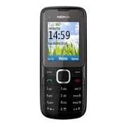 Replacement Black Housing Body Panel For Nokia C1-01