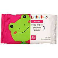 little-ones-scented-baby-wipes