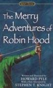 """Cover of """"The Merry Adventures of Robin H..."""