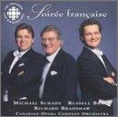 Cover of Michael Schade & Russell Braun - Soirée française / Richard Bradshaw