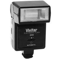 Vivitar V2000 General Purpose Electronic Flash for 35mm CameraB00006I5Z8 : image