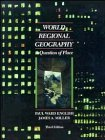 World Regional Geography: A Question of Place (0471616486) by English, Paul Ward