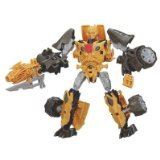 Transformers Age of Extinction Construct-Bots Dinobot Warriors Bumblebee and Nosedive Dino Buildable Action Figure - 1