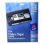 Avery 5997 Video Tape Label