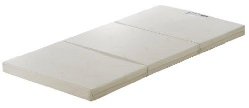 Dormeo (ドルメオ) 新・高反発 三つ折り敷きふとん (1層 かため) シングル 97×200×9cm NUO1981042-M DO0010