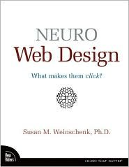 Neuro Web Design 1st (first) edition Text Only
