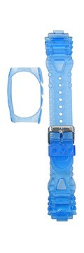 TechnoMarine YR Baby blue Gel strap #9802