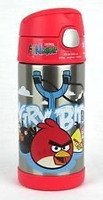 Angry Birds Thermos Funtainer Bottle (12Oz) front-953104