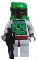buy lego star wars minifigures - Boba Fett - LEGO Star Wars Figure