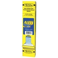 Lil' Drugstore Products - Aleve Medicine, Single Dose Packets, 30 Packs/BX - Sold as 1 BX - Aleve tablet reduces fever and offers long-lasting pain relief for minor pain of arthritis, headache, muscular aches, toothache, backache, common cold and menstrua