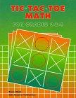 Tic-Tac-Toe Math: Grades 3 and 4