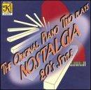 CD : ORIGINAL PIANO TRIO - Plays Nostalgia 20's Style