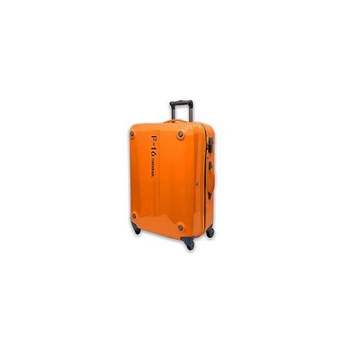 スーツケース キャリー ハード 旅行 メンドーザ MENDOZA [F-16/エフ-16]1471(29016) 3.オレンジ