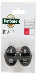 Pet Safe/Radio Sytems Corporation Lithium Battery Module 6V 2 Pack