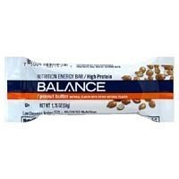 Balance Bar Complete Nutritional Food Bar, 15 Count, 1.76 Ounce