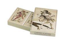 Coffret les Peintres de Claude Weisbuch . 2 Jeux de 54 Cartes.