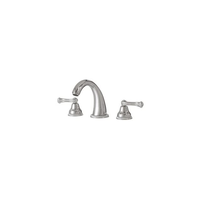 "Aquabrass 8016BN BN Brushed Nickel Bathroom Faucets 8"" Widespread Lever Handle Lav Faucet   Touch On Bathroom Sink Faucets"