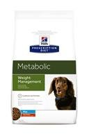 prescription diet canine metabolic mini mangime secco kg.1,5