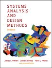 Systems Analysis and Design Methods (0071180702) by Whitten