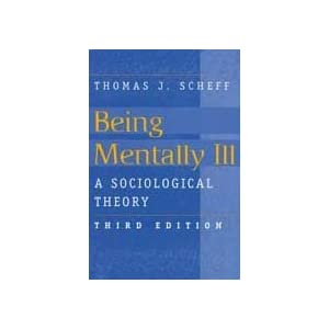 being mentally ill  a sociological theory