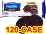 Murray's Sugar Free Chocolate Creme Cookies Case of 120 Packs