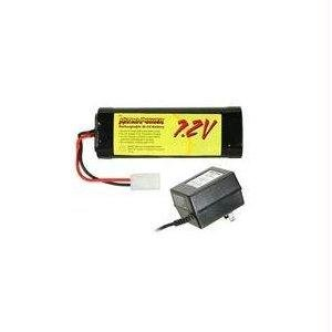 7.2V NiCd Battery With Charger