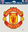 SOCCER Manchester United 60833011 Multi-Use Colored Decal, 5