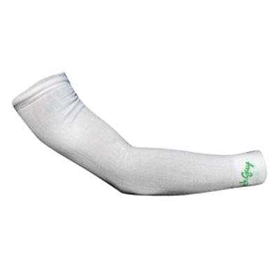 Buy Low Price SockGuy White Seamless Cycling/Running/Hiking Arm Warmers (B002R31PFM)