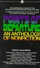 Points of Departure: An Anthology of Non-Fiction (Mentor Series)