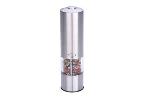 Save 20% on this Battery-Operated Pepper Mill from MIU France